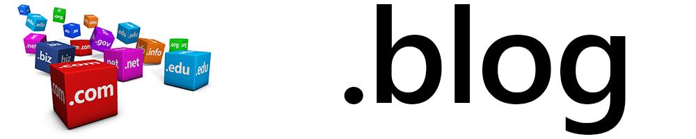 「.blog(ブログ)」の解説