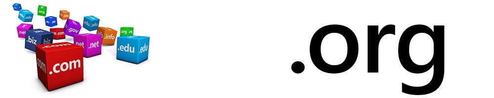 「.org(オルグ)」の解説