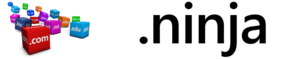 「.ninja(ニンジャ)」の解説