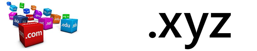 「.xyz(エックスワイゼット)」の解説