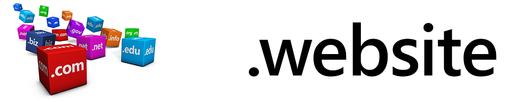 「.website(ウェブサイト)」の解説