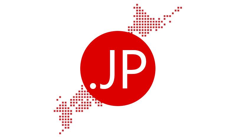 ドットデザインによる日本地図